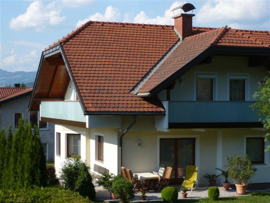 """Ferienhaus """"Gerti"""" Süd-/Westansicht"""