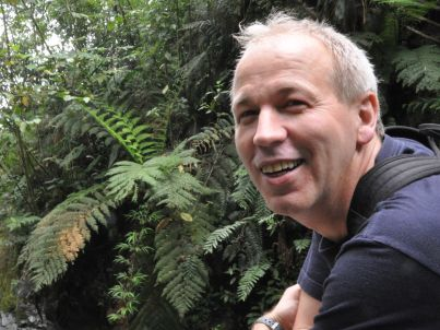 Ihr Gastgeber Hans-Georg Krebber