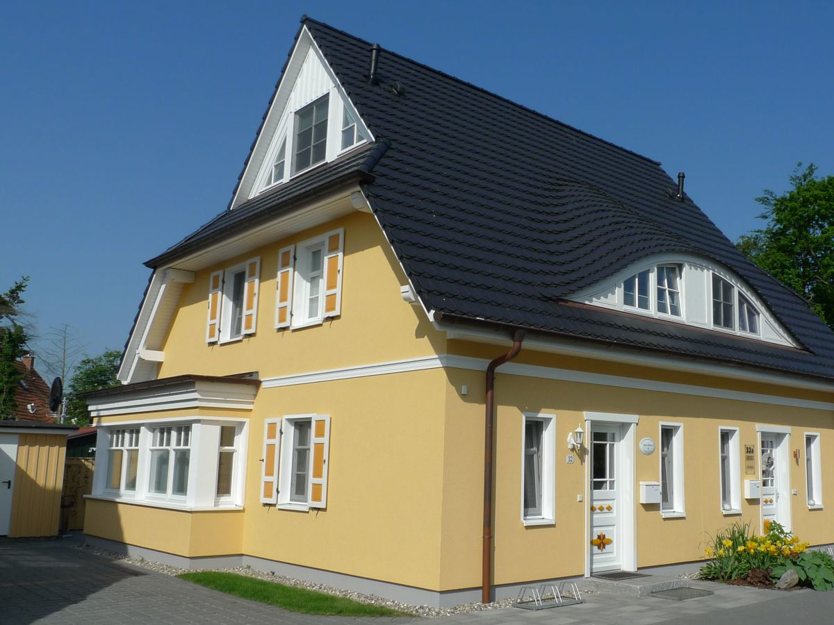 Ferienhaus Berlin Zingst Firma ISS Immobilien Service