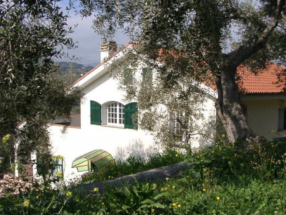 Außenaufnahme Villa dell Avvocato