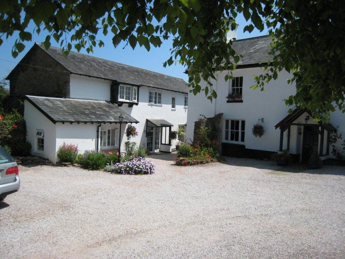 Landhaus rose cottage in millmans cottages south hams for Rose cottage