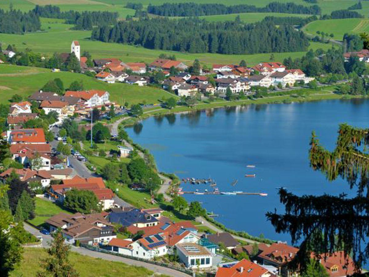 Hotel Residenz Sonnenhang Hopfen Am See