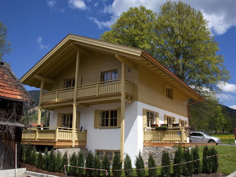 Holiday house Ferienhaus Ammergauer Alpen