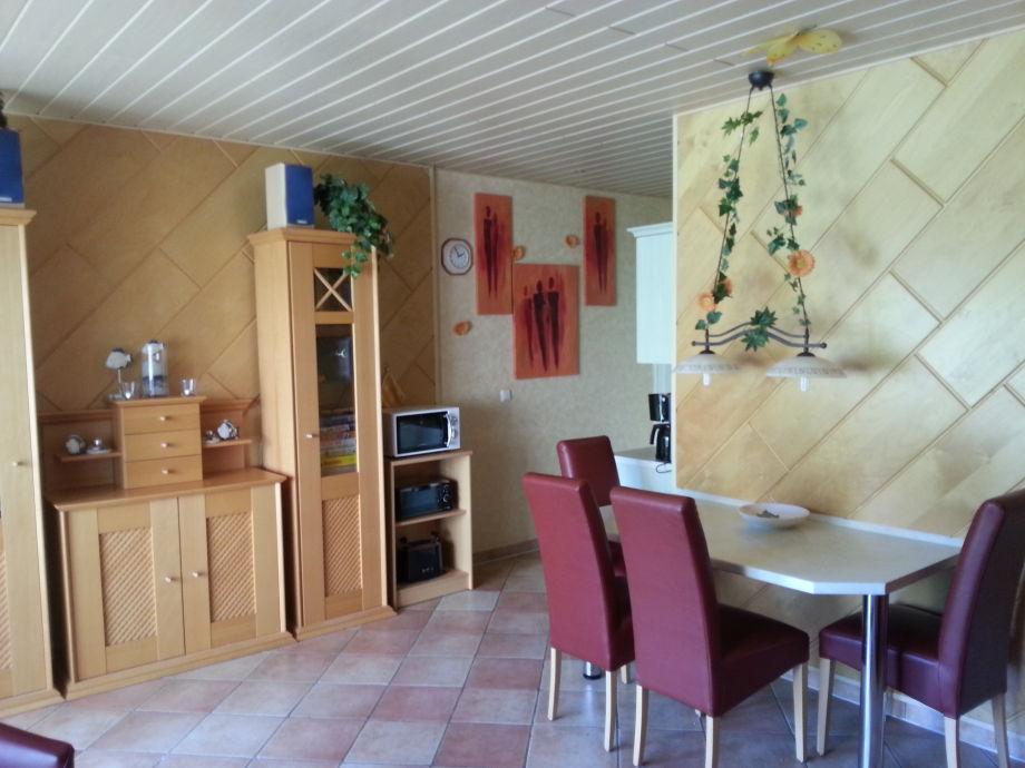2 Raum Ferienwohnung mit Terrasse