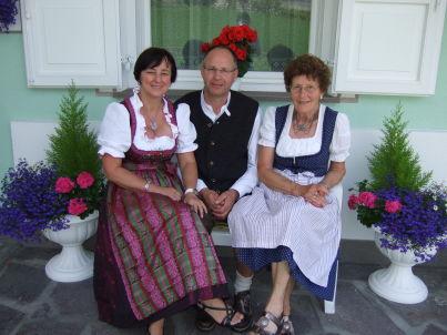 Ihr Gastgeber Elfriede Comploi-Insam