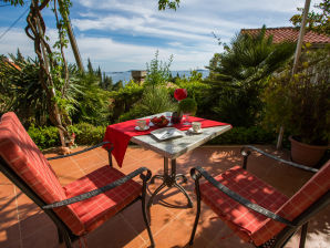 Apartment B in der Villa Mediterranea