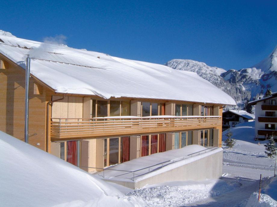 Caroline´s Apartment in Warth