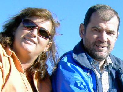 Your host Maria + Alois Egger