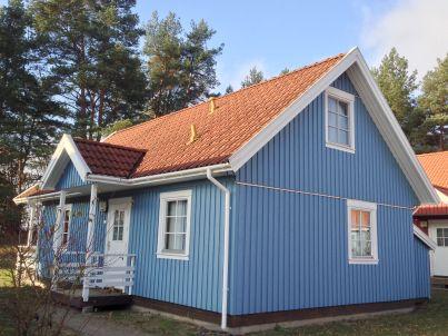 Villa Blau am Useriner See