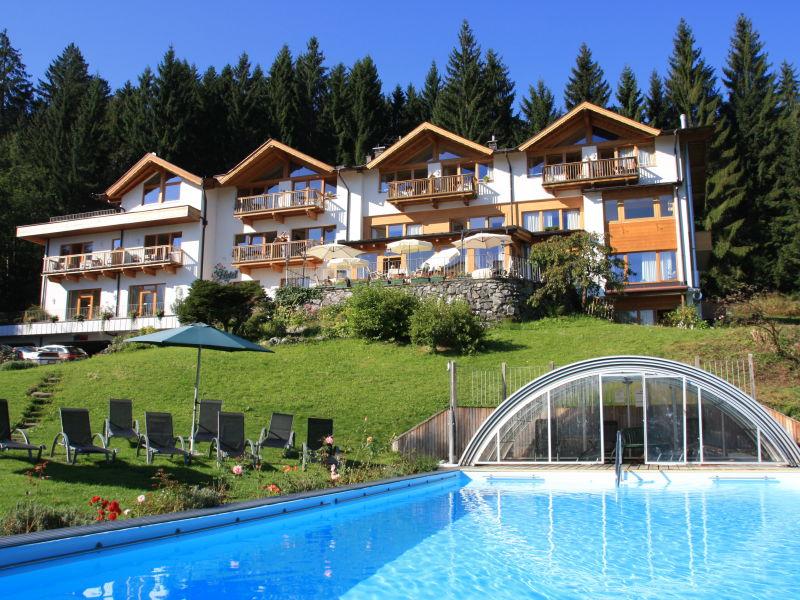 Ferienwohnung Superior im Gartenhotel Rosenhof – Das Paradies bei Kitzbühel