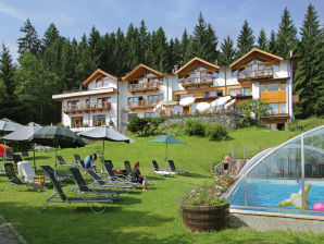 Holiday apartment Superior im Gartenhotel Rosenhof – Das Paradies bei Kitzbühel