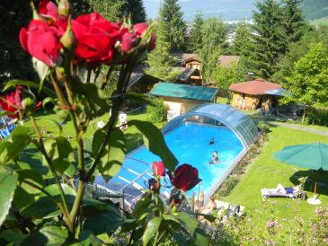 Ferienwohnung Wohnung Kitzbühel - Das Paradies am Rande von Kitzbühel