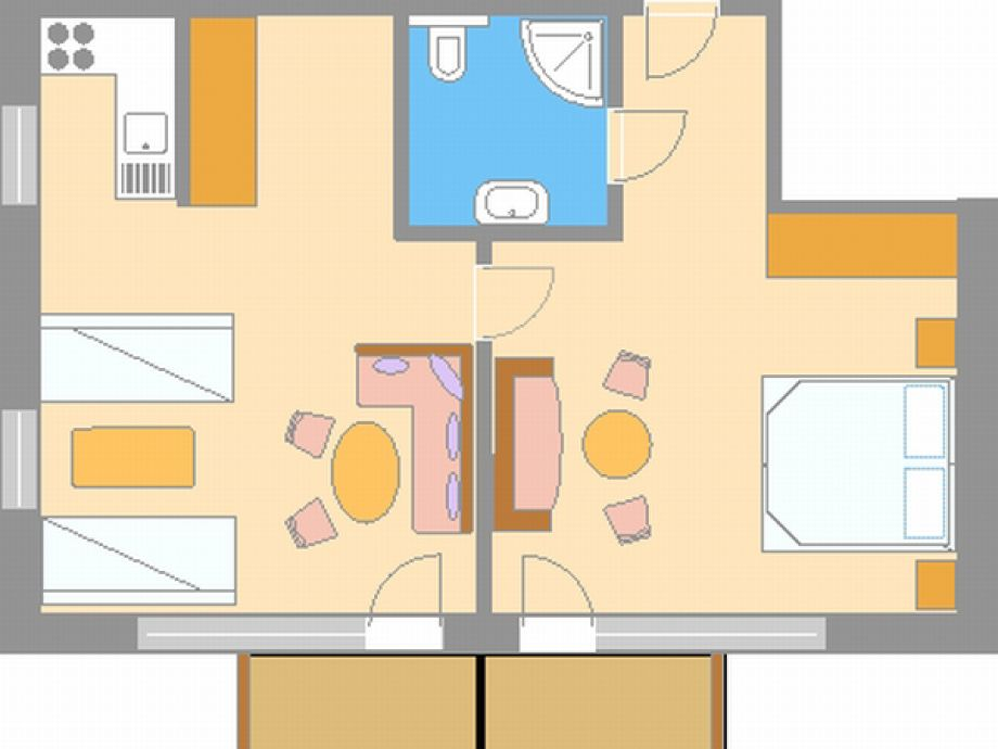 Grundriss Kleine Wohnung ~ amped for