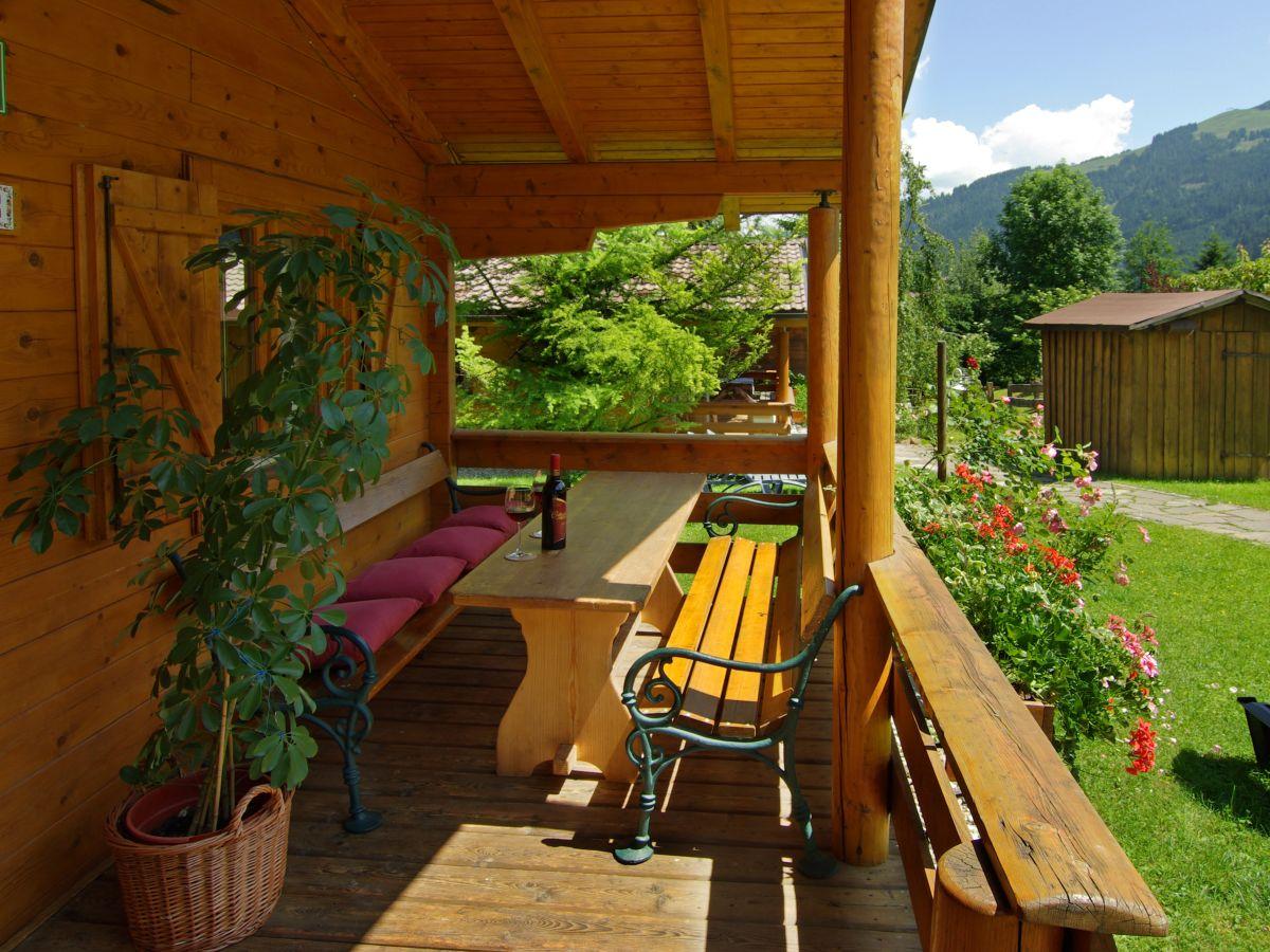 Ferienhaus birke im hotelgarten inkl hotelpackage das for Veranda haus