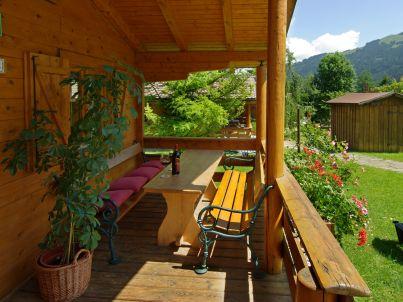 Chalet Lärche im Hotelgarten - Das Paradies am Rande von Kitzbühel