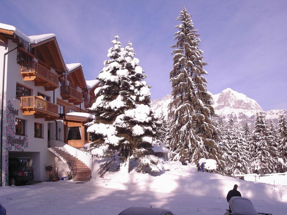 Gartenhotel Rosenhof-Das Paradies bei Kitzbühel