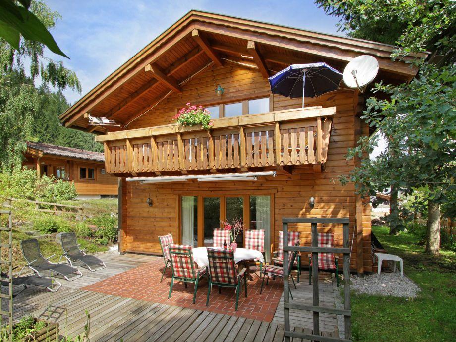 """Luxus-Chalet """"Villa Rosa"""" 140m² auf 2 Etagen"""
