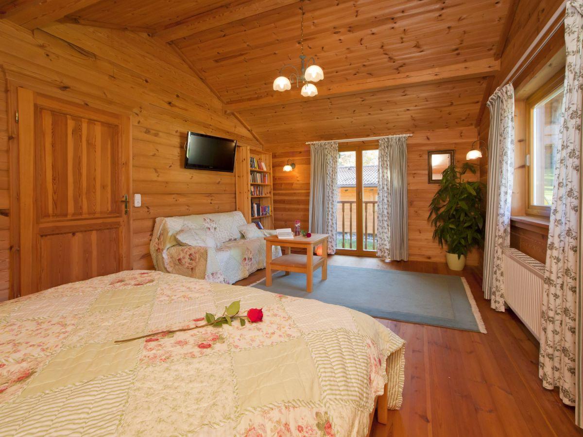 ... Luxus Chalet Schlafzimmer By Ferienhaus Villa Rosa Im Hotelgarten Inkl  Hotelpackage ...