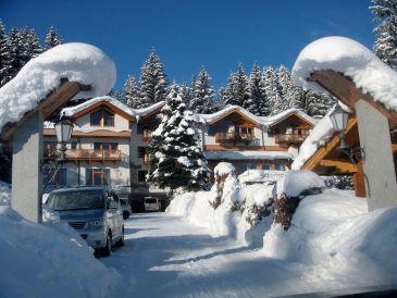 Ferienhaus Villa Rosa im Hotelgarten, inkl. Hotelpackage – Das Paradies bei Kitzbühel