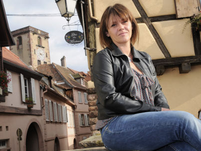 Ihr Gastgeber Anne Esteves