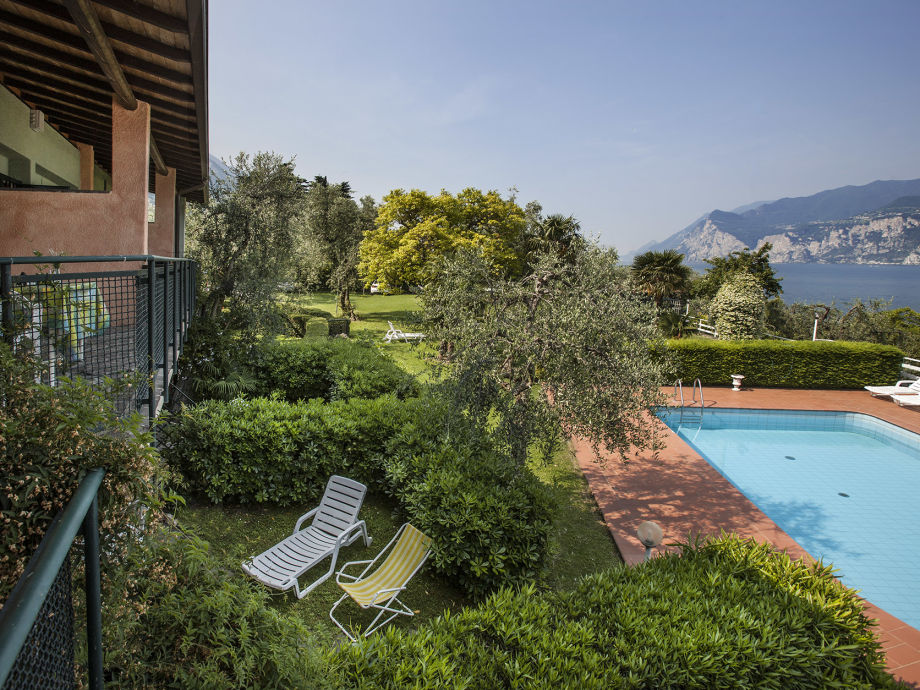 Außenaufnahme Parco Lago di Garda - Apartment Type A