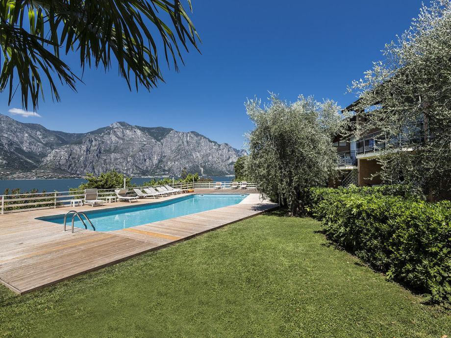 Außenaufnahme Parco Lago di Garda - Wohnung Typ A