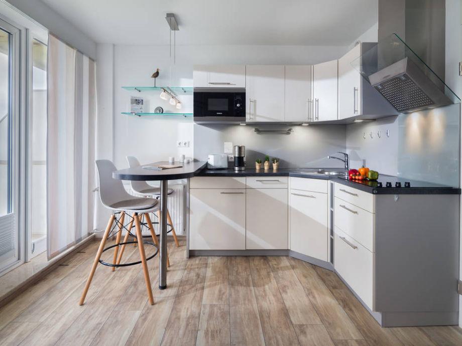 Ausstattung Haus Kaiserhof Wohnung 120