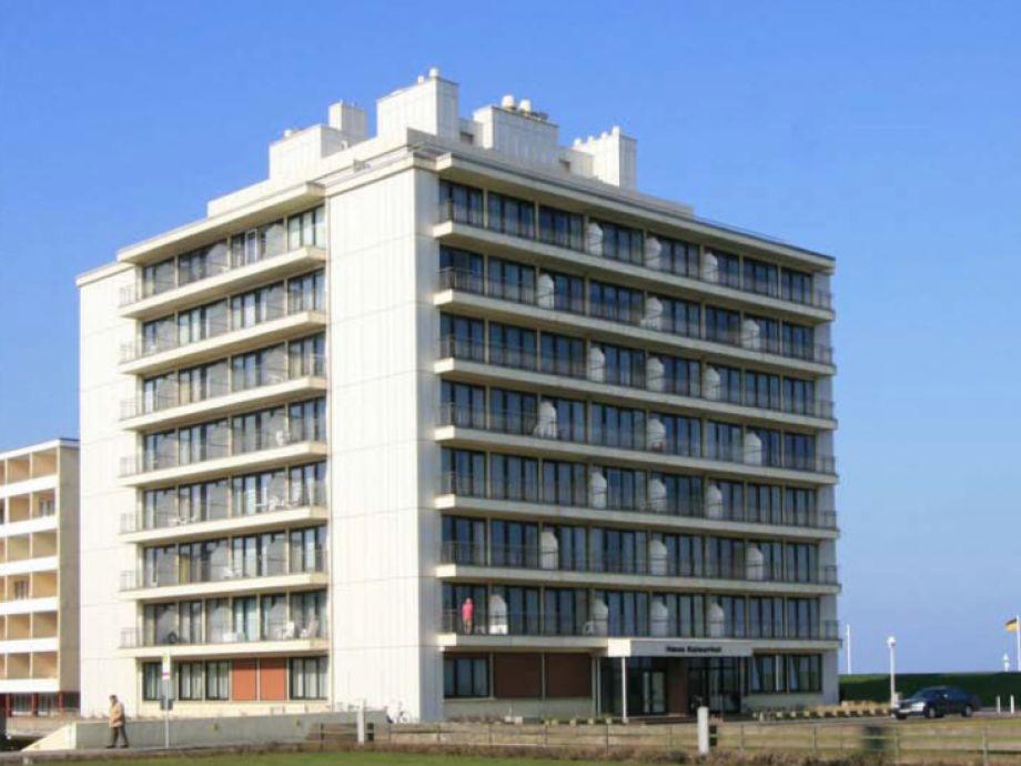 ferienwohnung haus kaiserhof 93 penthouse ostfriesische inseln norderney firma norderney. Black Bedroom Furniture Sets. Home Design Ideas
