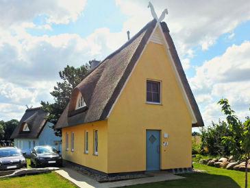 Reetdachferienhaus Seepferdchen A6