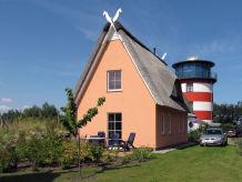 Reetdachferienhaus Seestern A4