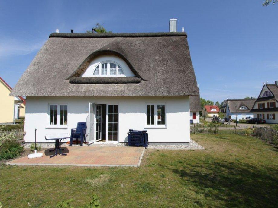 Das Ferienhaus Möwe
