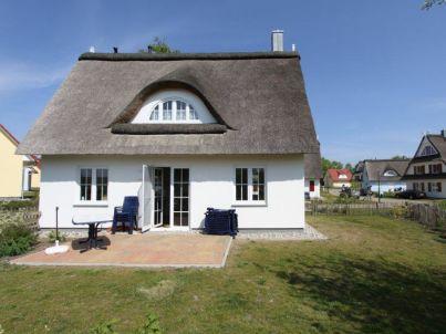 Reetdachferienhaus Möwe A9