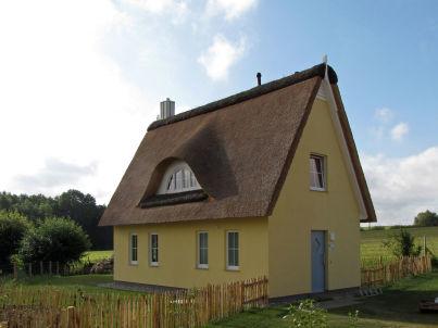 Reetdachferienhaus Schwan A10