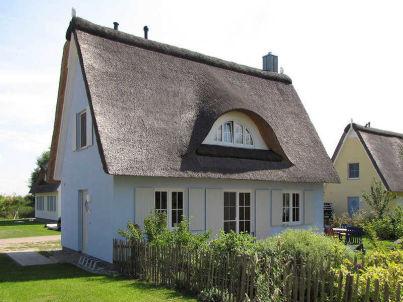 Reetdachferienhaus Robby A11