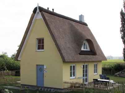 Reetdachferienhaus Elster A12