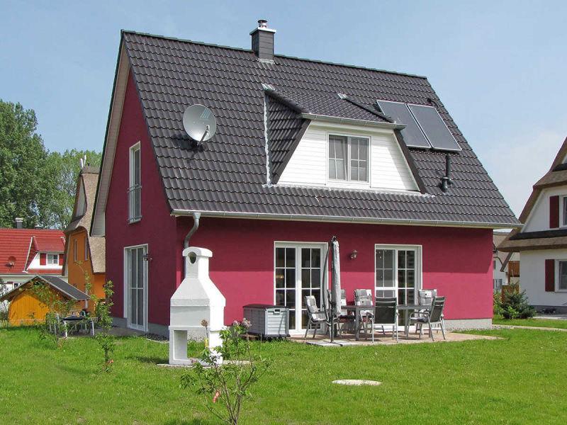 Ferienhaus Strandbuhne Espenweg 12