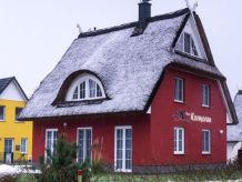 Ferienhaus Reetdachferienhaus Kormoran Espenweg 20