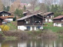 Ferienhaus Ferienhaus am See mit Seeblick