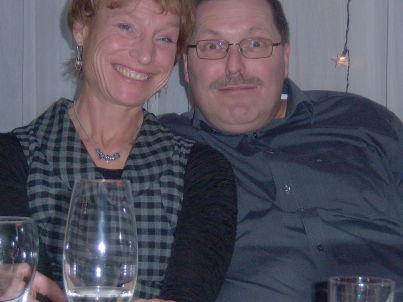 Ihr Gastgeber Christoph und Kerstin Westrich