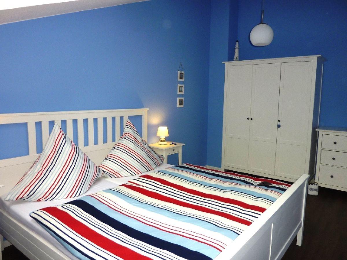 Ferienwohnung sonne strand meer glowe frau juliane wolter - Maritimes schlafzimmer ...