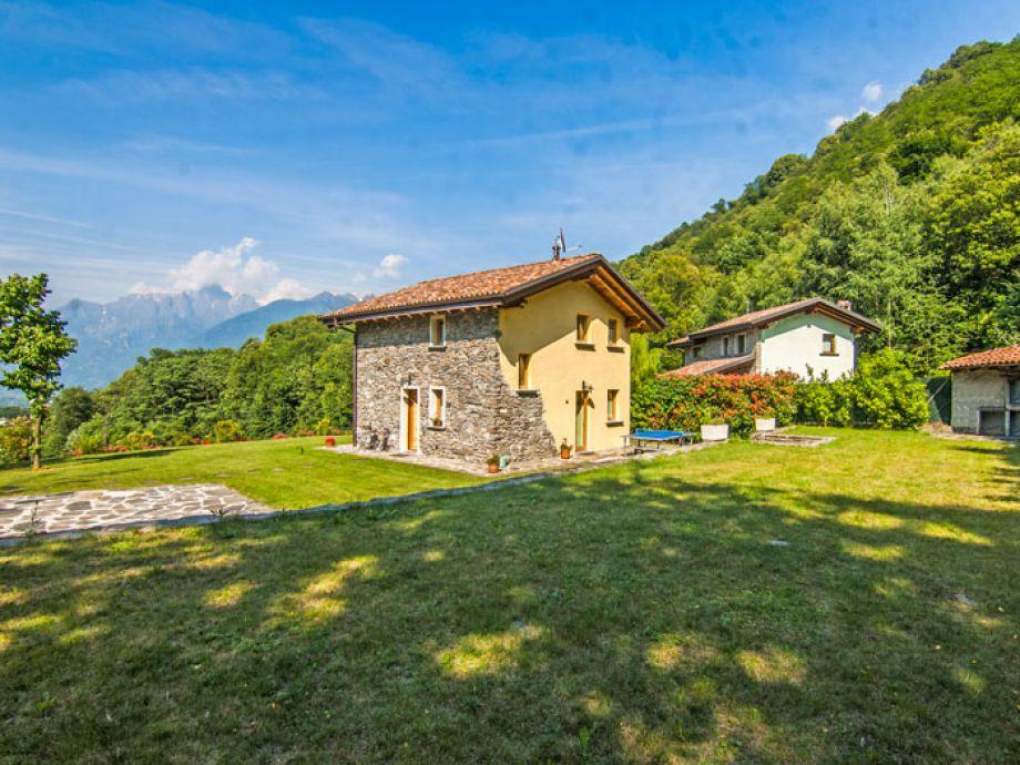 Außenaufnahme Landhaus Tiglio