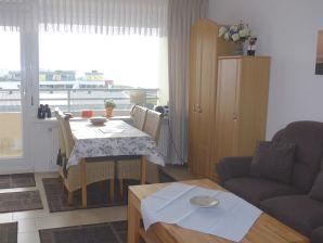 Ferienwohnung 51 II - FeWo mit Meerblick - Südbalkon - Haus Seeblick