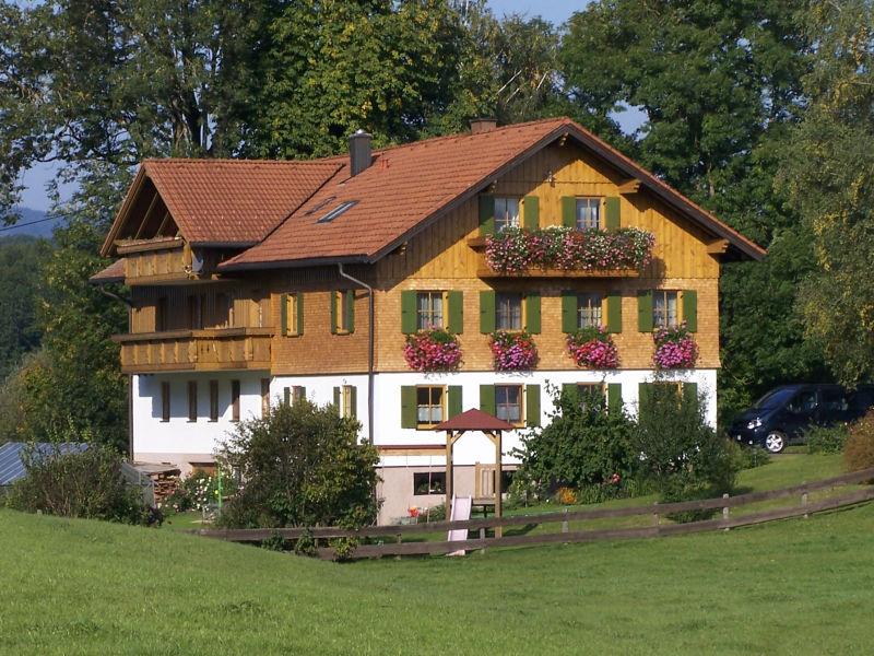 Ferienwohnung Weiherblick im Landhaus Jenn