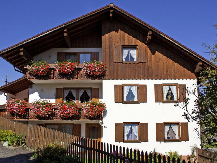 Ferienhaus Holzmann Mitten im Ort Rieden a.Forggensee