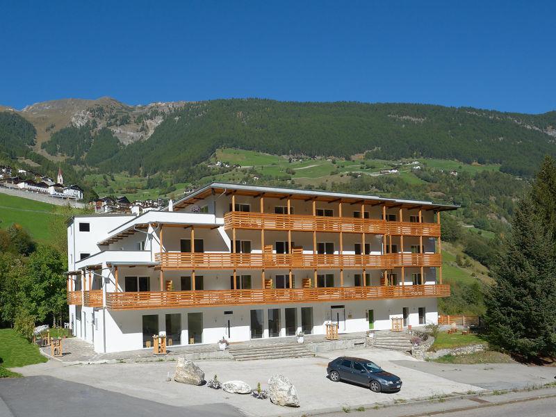 Ferienwohnung Hotel Residence Martell Mountains
