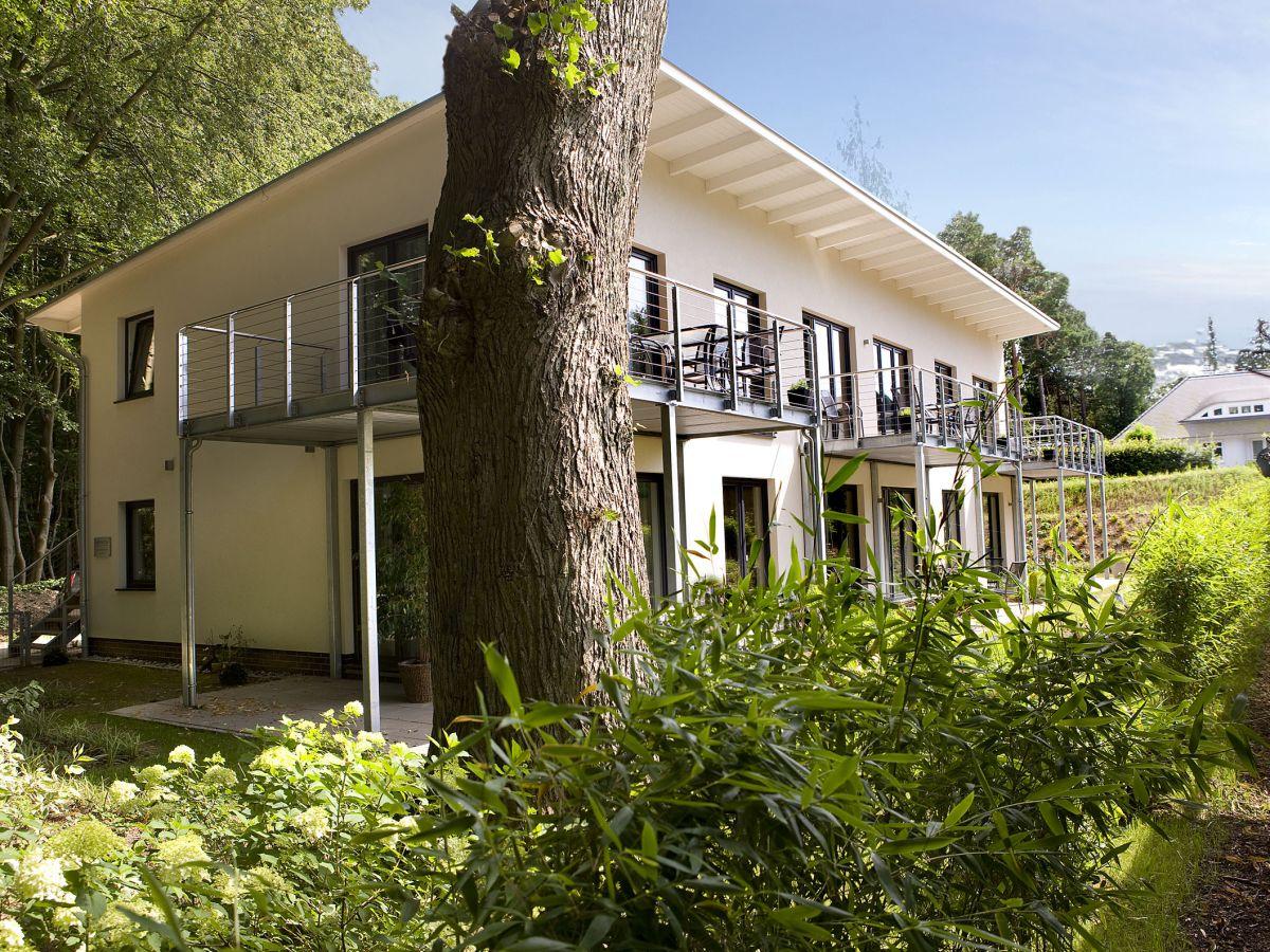 Ferienwohnung Haus Mare Balticum Zinnowitz Firma Achtern