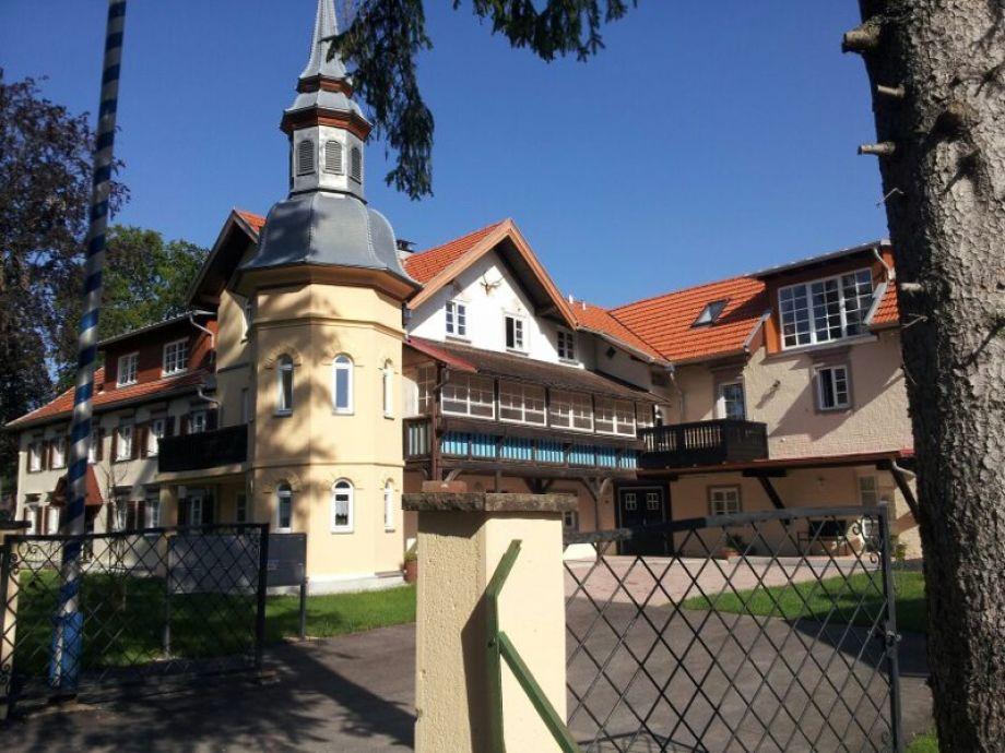 Sommer im Alten Jagdhaus