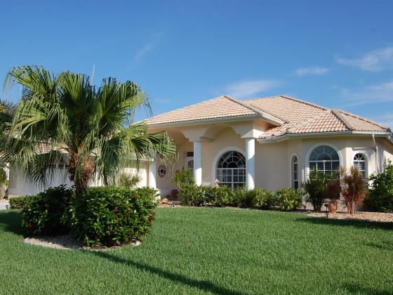 Villa Rose Garden Cape Coral Florida