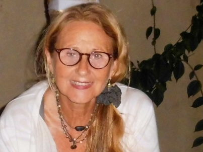 Your host Anama Salsman