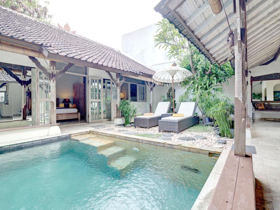 Außenaufnahme Villa Batukaru